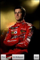 Screenshot of Kasey Kahne