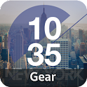 Watch Face Gear - City icon