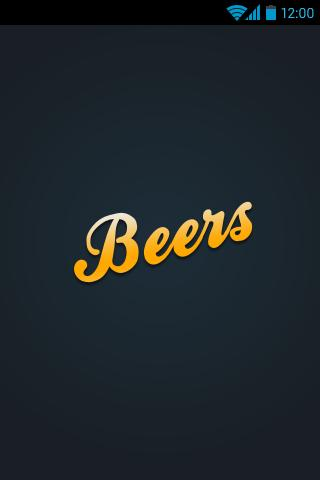 Beers - World's Beer Logbook