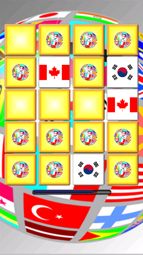 World Flags Memory - screenshot