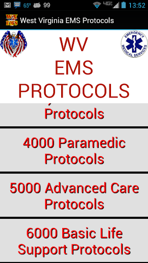 DEMO - WV EMS Protocols