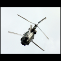 Great helicopters : Chinook logo