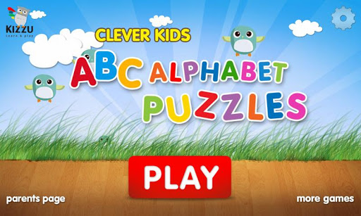 玩教育App|兒童 ABC的字母拼圖高清免費|APP試玩