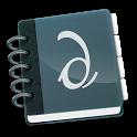 Diaro - diary writing icon