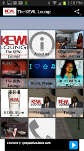 The KEWL Lounge- screenshot thumbnail