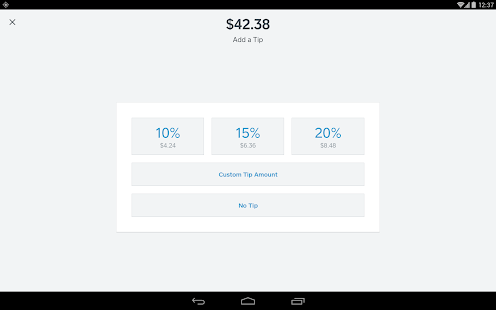 Square Register - POS Screenshot 14