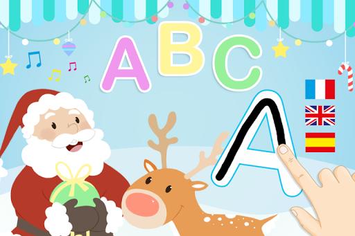 ABC Christmas Alphabet