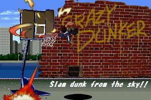 Screenshot of Crazy Dunker