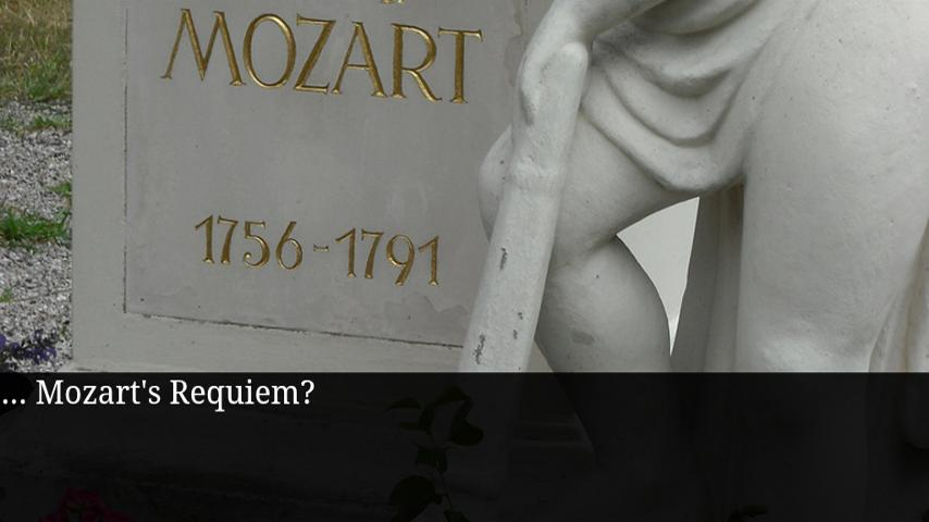 Mozart's Name Day: Last - screenshot