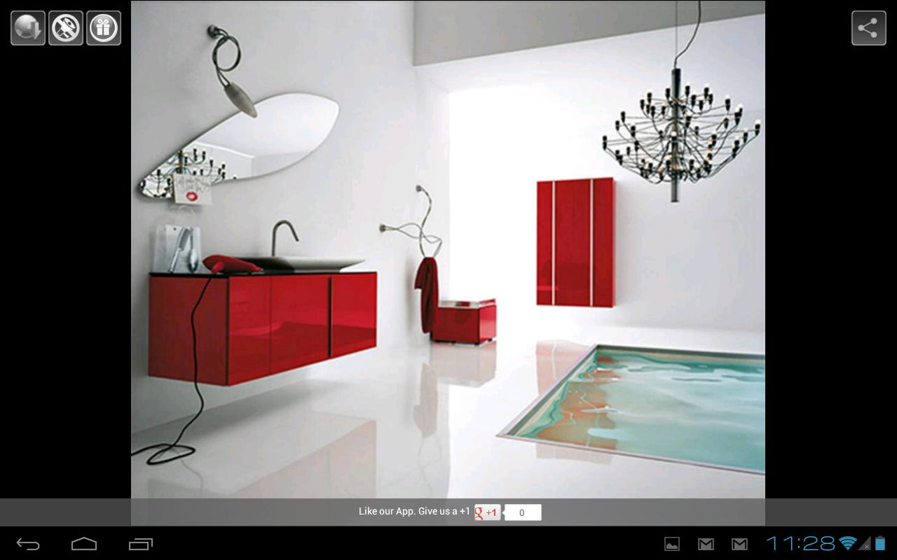 Intero Interior Design Gallery Screenshot