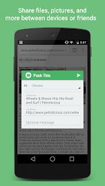 Pushbullet Screenshot 3