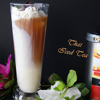 Thai Iced Tea.