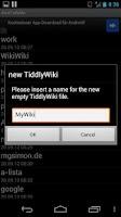 Screenshot of AndTidWiki