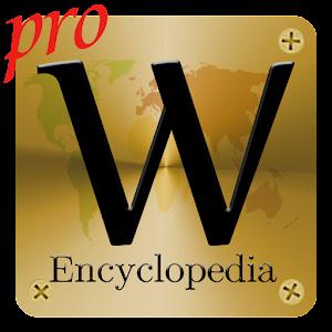 Encyclopedia Pro (Wikipedia) LOGO-APP點子