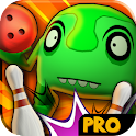 Crazy Monster Bowling - PRO icon