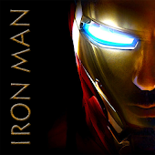 Xperia™ theme Iron Man 3
