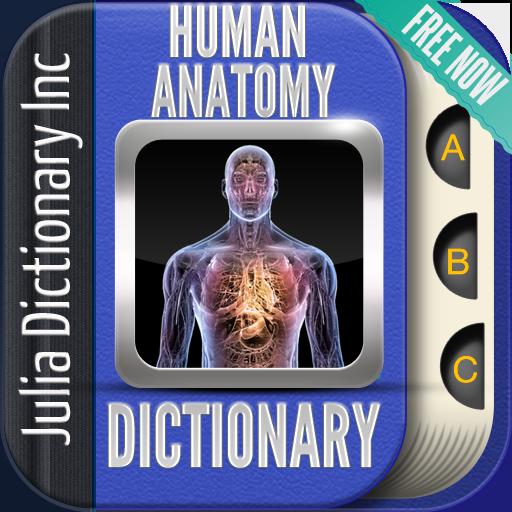 【免費醫療App】Human Anatomy Dictionary-APP點子