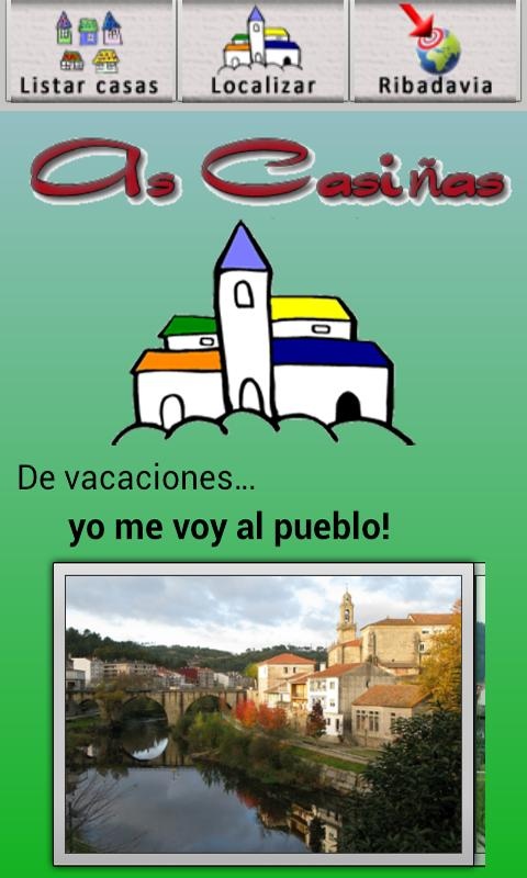 Tourism Spain. As Casiñas - screenshot