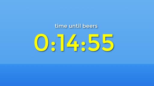 Chromecast Countdown