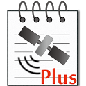 GPS memo plus icon
