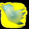 Strahl(twitter) logo