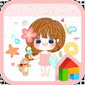 MOMO dodol luancher theme icon