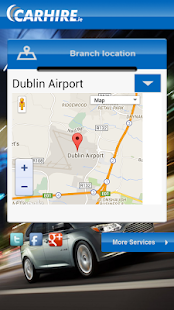 CARHIRE.ie | Car Hire Ireland- screenshot thumbnail