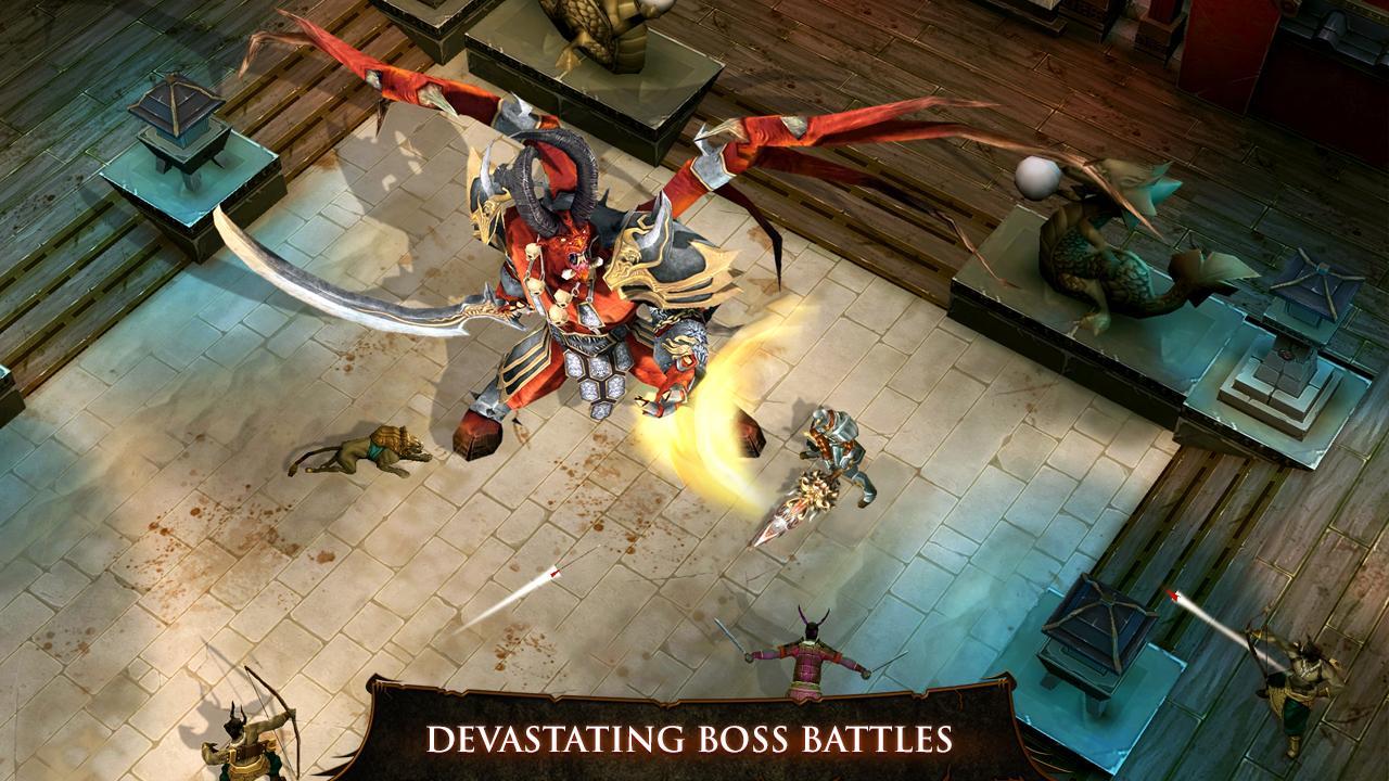 Dungeon Hunter 4 screenshot #16