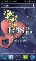 Screenshot of Valentine's Day LWP