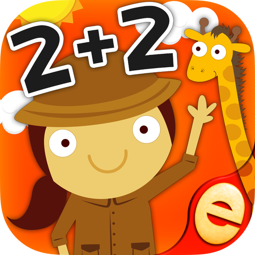 Animal Math Games for Kids Learning Math Games