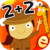 Animal Math Games for Kids XD