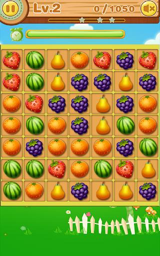 Fruit Line Mania