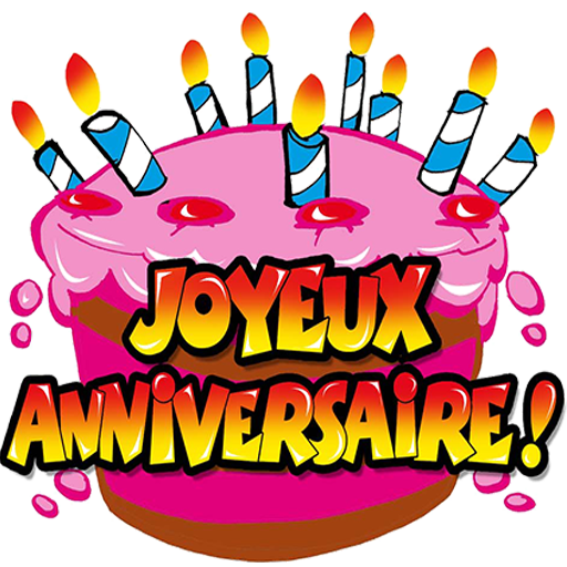 Joyeux Anniversaire Applications Sur Google Play