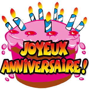 anniversaire party