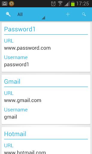 PassVault Password Manager
