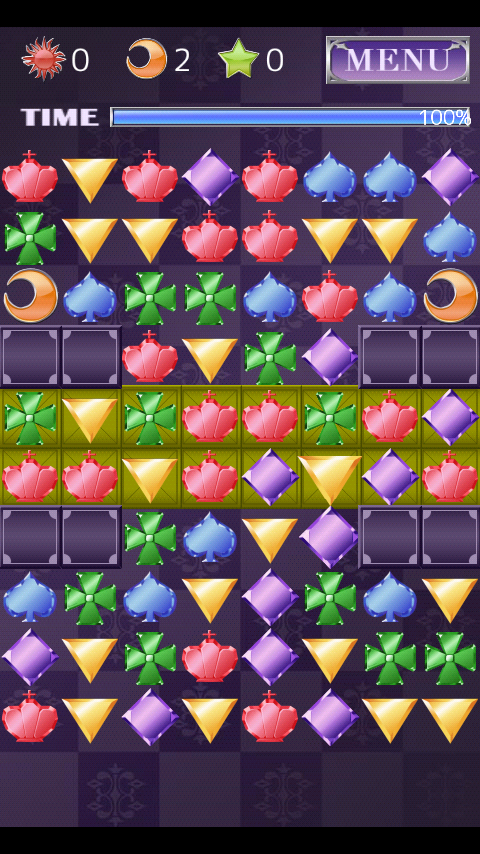 Jewels Free- screenshot