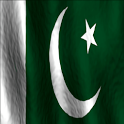Pakistan Flag Live Wallpaper icon