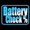 배터리 체크 (전원사용 최소화) icon