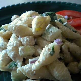 Pasta Tonnato Salad.