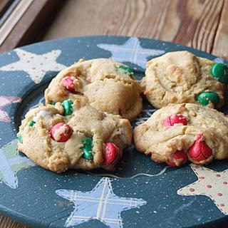 Mountain Christmas Cookies.
