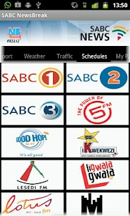 SABC NewsBreak - screenshot thumbnail