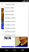 Screenshot of DevNexus 2015