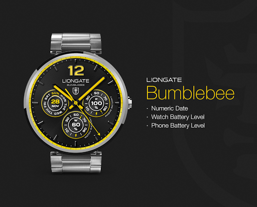 Bumblebee watchface by Liongat