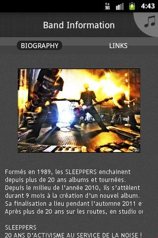 Sleeppers - screenshot