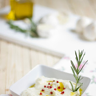 Cod Brandade with Rosemary