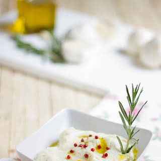 Cod Brandade with Rosemary.