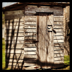Outhouse by Kimmarie Martinez - Instagram & Mobile iPhone (  )
