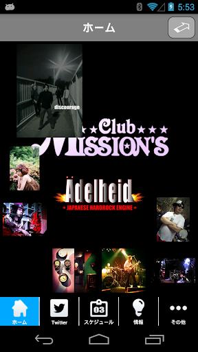 高円寺Club Mission's for Android
