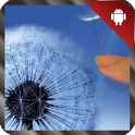 Galaxy S3 LWP Dandelion RView icon