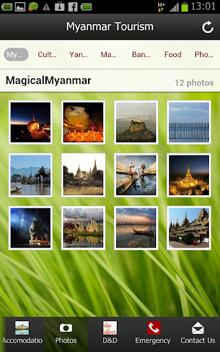 Myanmar Tourism Burma